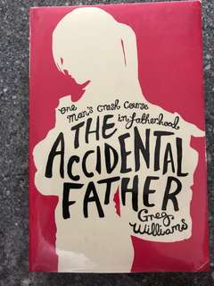 The Accidental Father (one man's crash course in fatherhood) by Greg Williams