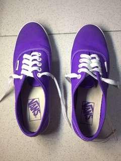Purple Vans(orig)