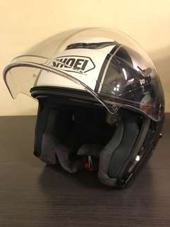 Shoei J-Cruise Corso TC-5 Motorbike Helmet