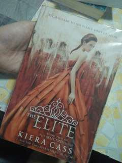 The Elite (The Selection book 2)- Kiera Cass