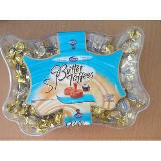 全新 拖肥糖 butter toffees leche/milk flavor