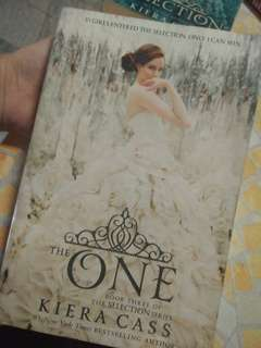 The One (The Selection book 3)- Kiera Cass