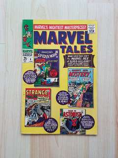 Marvel Comics Marvel Tales 6 Silver Age Fine Condition