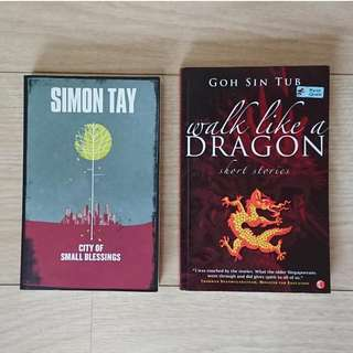 Books by Local Singaporean Authors