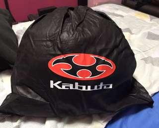 OGK Kabuto Affid flip-up mod Helmet