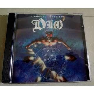Dio Diamonds CD The Best Of Dio