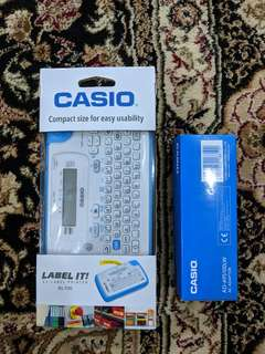 Casio EZ-Label Printer KL-130