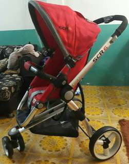 SCR 6 Pre love Stroller SCR 6 - like New