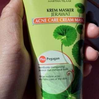 Acne Care Cream Mask