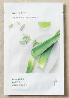 My real squeeze Mask ALOE