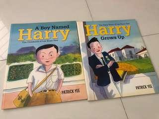 Harry by Patrick Yee