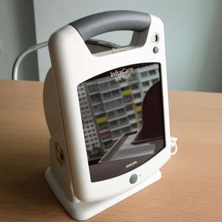 Philips HP3631 InfraCare Infrared Lamp