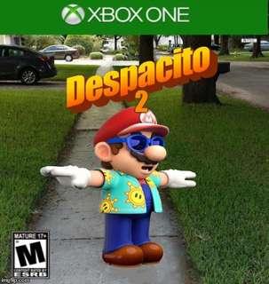 Official 2010 Despacito 2 disc.