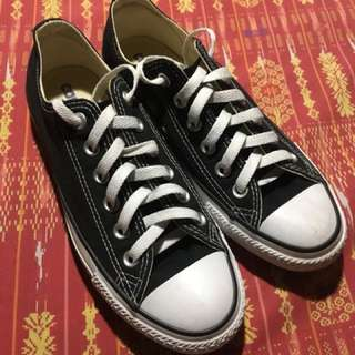 Original Converse Shoes W7