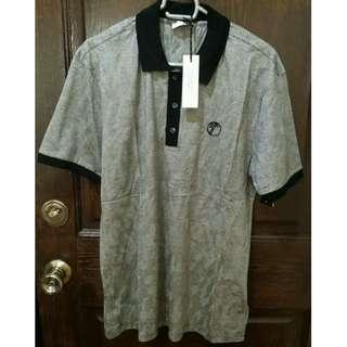 Versace Collection Men's Casual Shirt - M - Grey