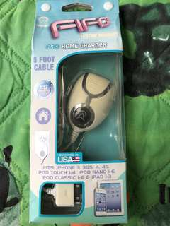 iPRO Home Charger 5ft cable