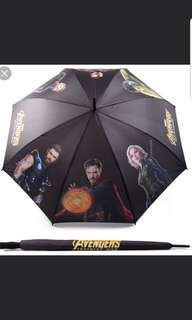 Marvel umbrella