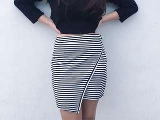 Skort Origami Skirt - Free Size