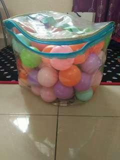 Bundle of balls