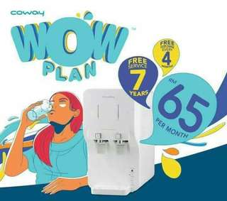 Coway Neo 'Wow Plan'