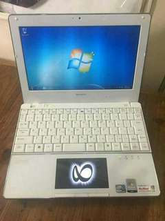 SHARP PC NJ70A NETBOOK