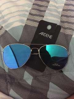 Nwot ardene flat lens sunglasses