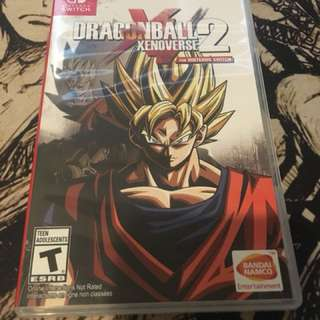 Dragonball Xenoverse 2-Nintendo Switch