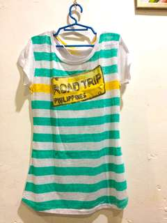 Striped Penshoppe T-Shirt