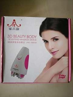 Body massager slimming toning