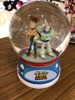 玩具總動員 水晶球 巴斯 胡迪
