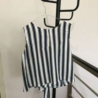 Stripes Top ( you can see)
