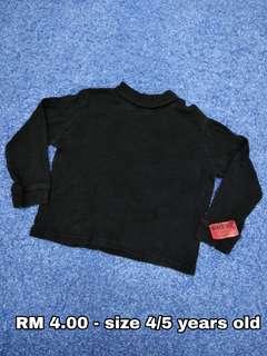 4/5 years old - Kids Cloth Shirt Dress Baby Girl Boy