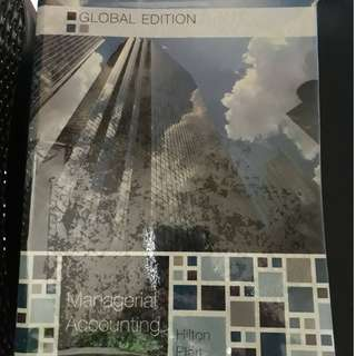 Managerial Accounting (Hilton, Platt) 9th Edition