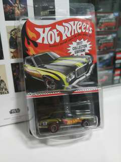 Hotwheels 2017 Collector Edition '76 Ford Gran Torino