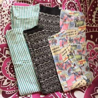 Tights/Legging Bundle