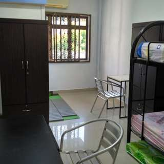 Private room (max 3 pax) long term