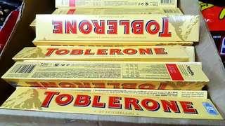 SALE  TOBLERONE 200G @ 165.00
