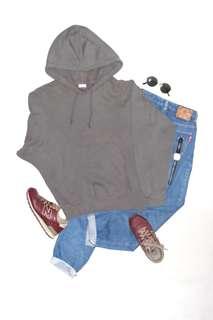 Hoodie Nike Grey