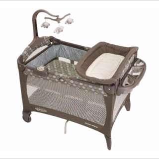 Graco baby box