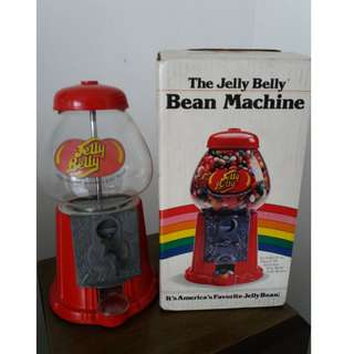 The Jelly Belly Bean Machine