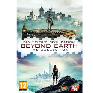 Sid Meier's Civilization®: Beyond Earth™ - The Collection - (STEAM)