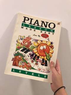 Piano Made Easy (Grade 2)