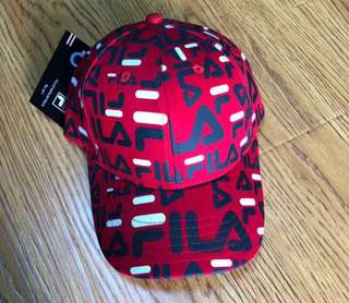NEW ❤FILA CAP