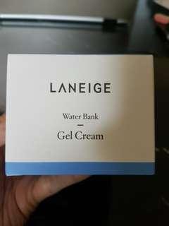 BNIB Laneige Water Bank Gel Cream