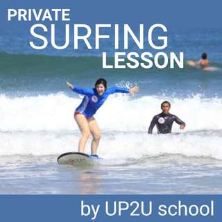 BIG SALE! Private Surfing Lesson in Bali