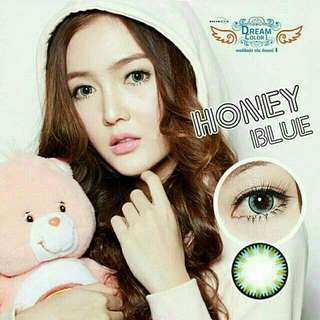 Softlens DREAM COLOR1 Honey