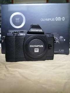 Olympus EM5 Elite Black Edition