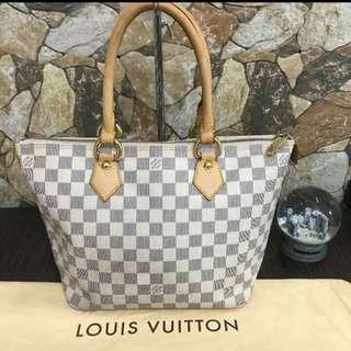 Authentic Louis Vuitton Saleya Azur