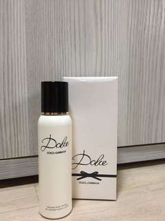 Dolce & Gabbana body lotion