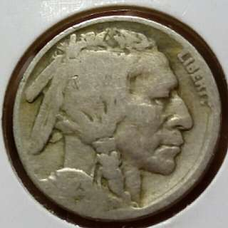 Free Post USA Coin Buffalo Red Indian 5¢ #1